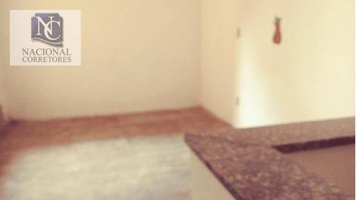sobrado  residencial à venda, vila camilópolis, santo andré. - so2000