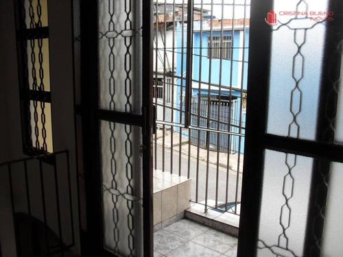 sobrado residencial à venda, vila campestre, são paulo - so0118. - so0118