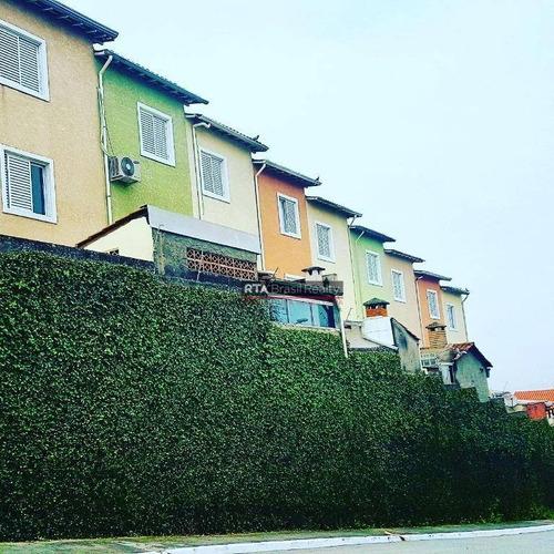 sobrado residencial à venda, vila campo grande, são paulo - so0077. - so0077