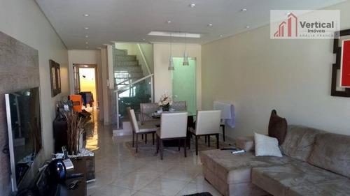 sobrado residencial à venda, vila carrão, são paulo - so1524. - so1524