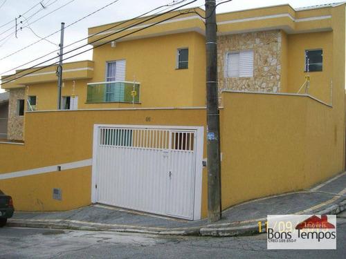 sobrado  residencial à venda, vila carrão, são paulo. - so1968