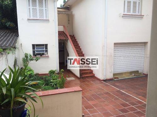 sobrado residencial à venda, vila clementino, são paulo - so0098. - so0098