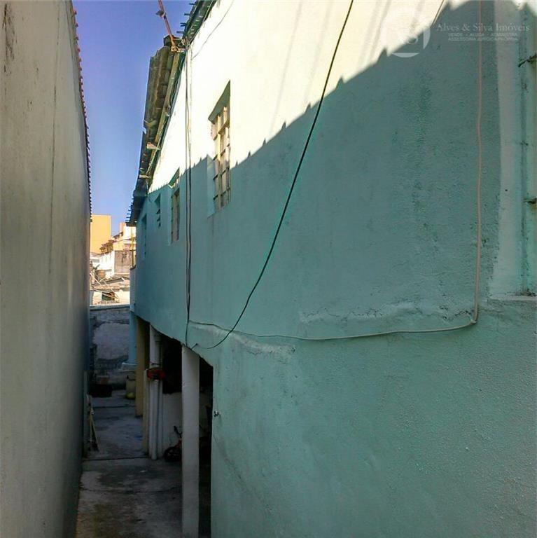 sobrado  residencial à venda, vila constança, são paulo. - codigo: so0595 - so0595