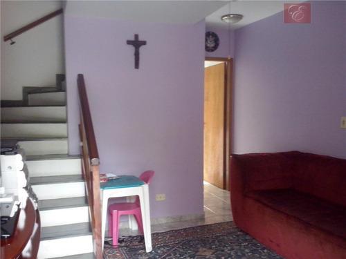 sobrado  residencial à venda, vila d itália, cotia. - so2262