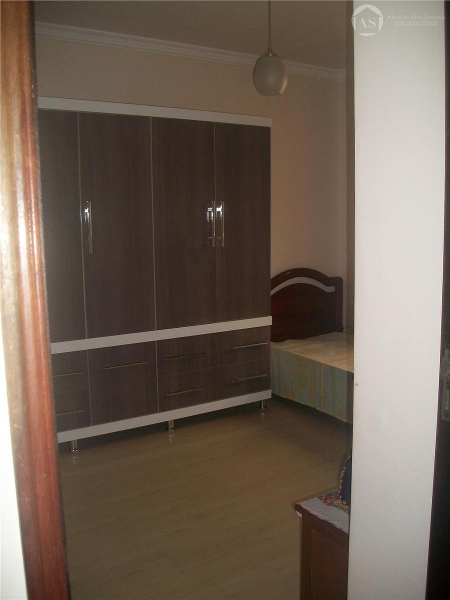 sobrado  residencial à venda, vila dalila, são paulo. - codigo: so0241 - so0241