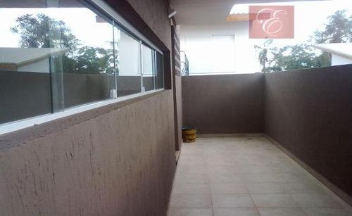 sobrado residencial à venda, vila das samambaias, cotia - so0838. - so0838