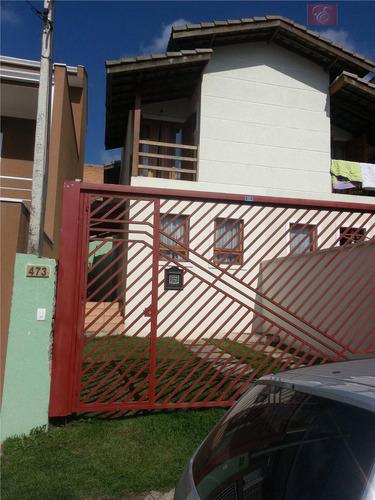 sobrado residencial à venda, vila d'este, cotia - so1656. - so1656