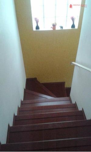 sobrado residencial à venda, vila do encontro, são paulo - so0095. - so0095