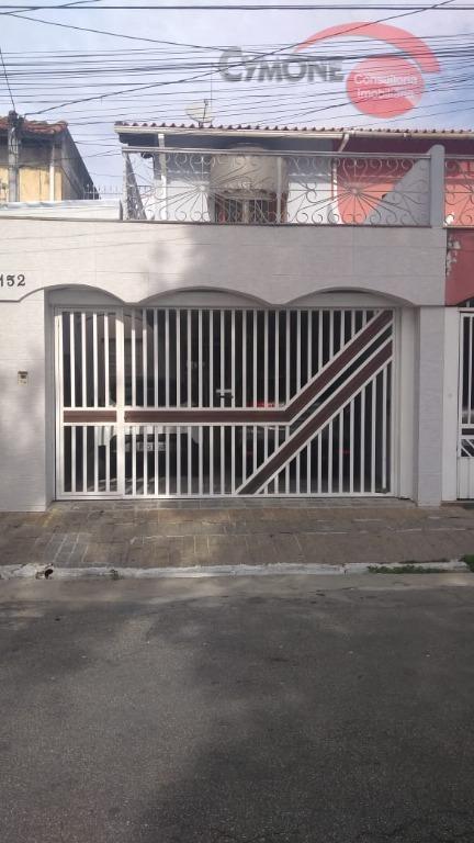 sobrado residencial à venda, vila doutor eiras, são paulo. - so0090