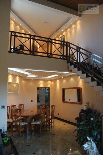 sobrado residencial à venda, vila eldízia, santo andré - so0227. - so0227