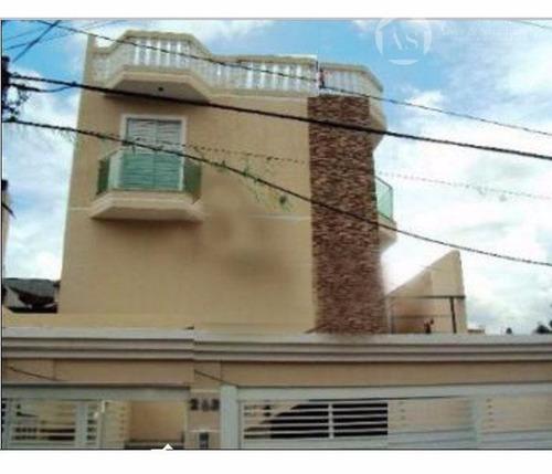 sobrado residencial à venda, vila esperança, são paulo. - codigo: so0688 - so0688