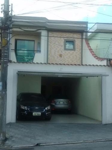 sobrado residencial à venda, vila esperança, são paulo. - so0097
