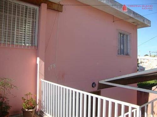 sobrado residencial à venda, vila fachini, são paulo - so0021. - so0021