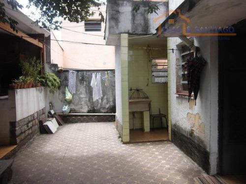 sobrado residencial à venda, vila firmiano pinto, são paulo - so0197. - so0197