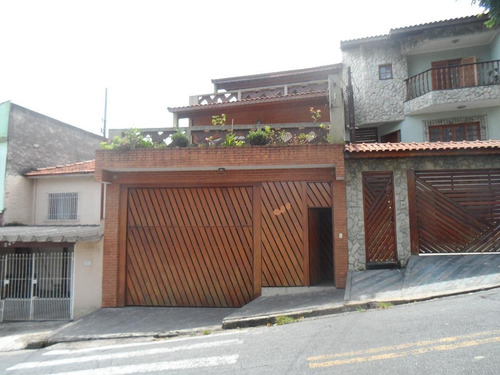 sobrado residencial à venda, vila francisco matarazzo, santo andré. - so0223