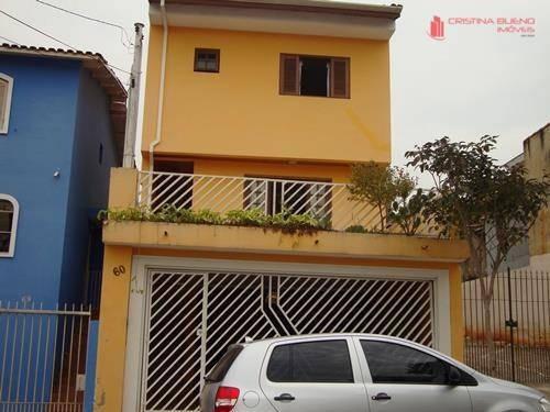 sobrado residencial à venda, vila guarani, santo andré - so0017. - so0017