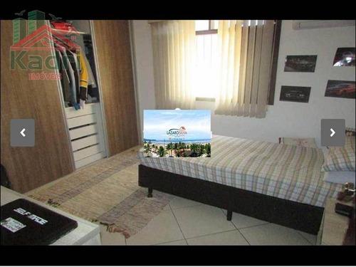 sobrado residencial à venda, vila guilhermina, praia grande. - so0024