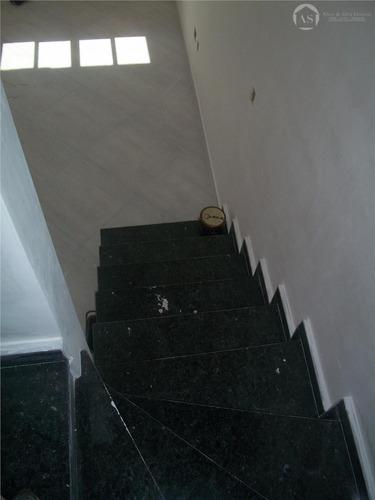 sobrado  residencial à venda, vila guilhermina, são paulo. - codigo: so0533 - so0533