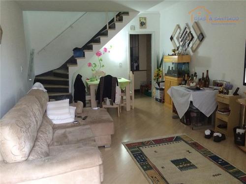 sobrado residencial à venda, vila gumercindo, são paulo - so0100. - so0100
