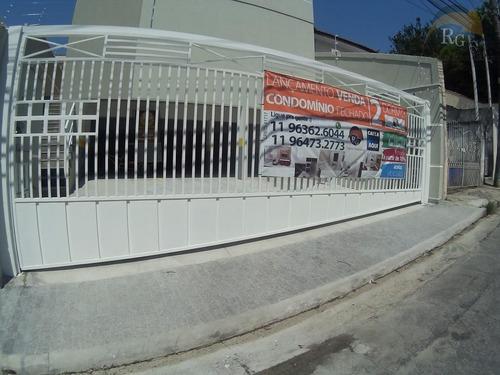 sobrado residencial à venda, vila gustavo, são paulo. - so1031