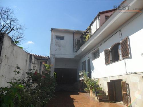 sobrado  residencial à venda, vila ipojuca, são paulo. - so0403