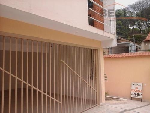 sobrado residencial à venda, vila ipojuca, são paulo. - so1084