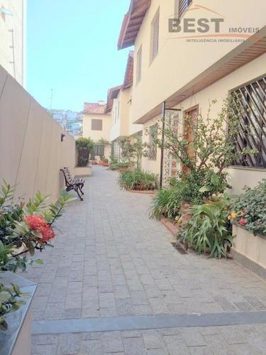 sobrado residencial à venda, vila ipojuca, são paulo. - so1380