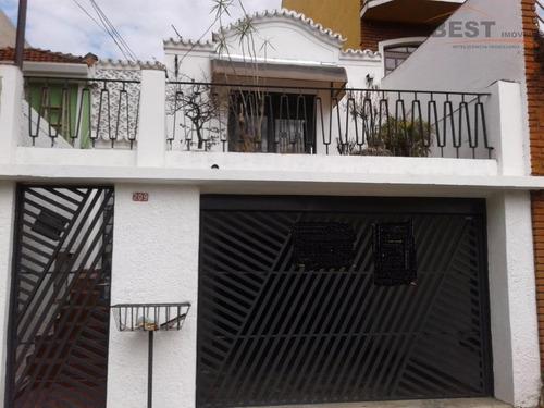 sobrado residencial à venda, vila ipojuca, são paulo. - so1536
