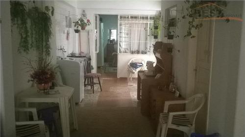sobrado residencial à venda, vila leopoldina, são paulo. - so0954
