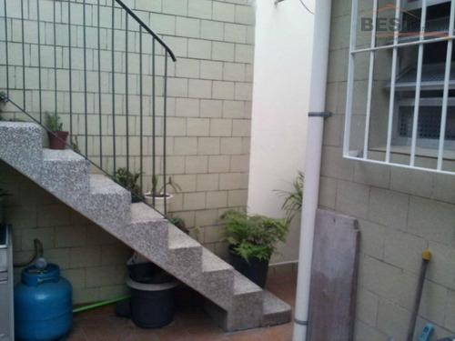 sobrado residencial à venda, vila leopoldina, são paulo. - so1025