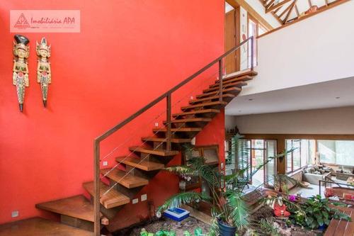 sobrado residencial à venda, vila madalena, são paulo. - so0024