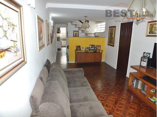 sobrado residencial à venda, vila madalena, são paulo. - so1621