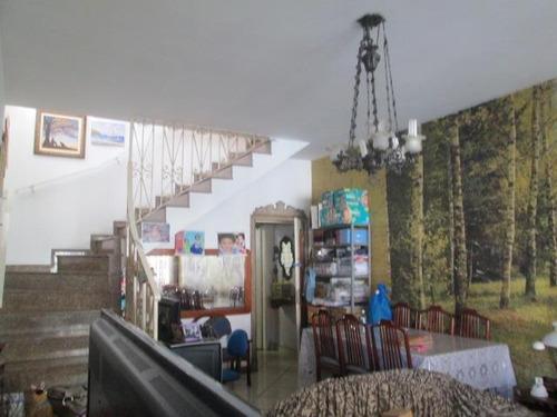 sobrado residencial à venda, vila mariana, são paulo. - codigo: so0092 - so0092