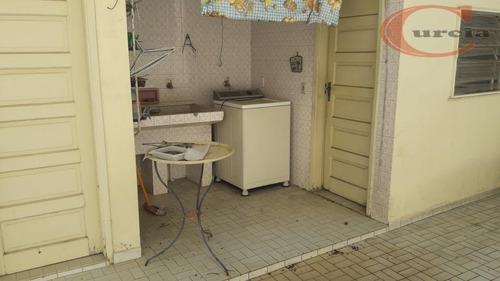 sobrado residencial à venda, vila mariana, são paulo. - so0352