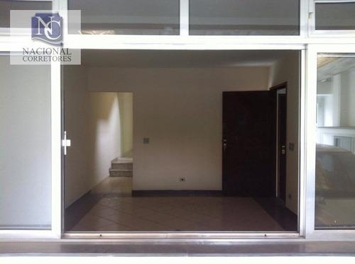 sobrado residencial à venda, vila metalúrgica, santo andré - so1727. - so1727