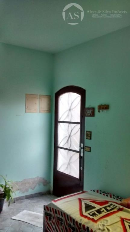 sobrado  residencial à venda, vila nhocune, são paulo. - codigo: so0662 - so0662