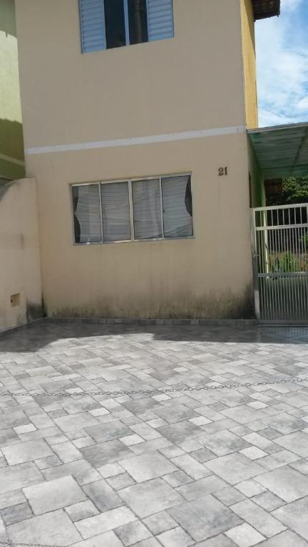 sobrado residencial à venda, vila nova aparecida, mogi das cruzes - so1448. - so1448
