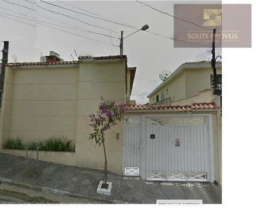 sobrado residencial à venda, vila nova mazzei, são paulo. - codigo: so0850 - so0850