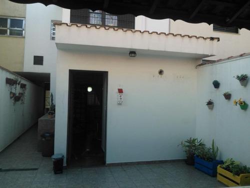 sobrado residencial à venda, vila olinda, são paulo. - so0280