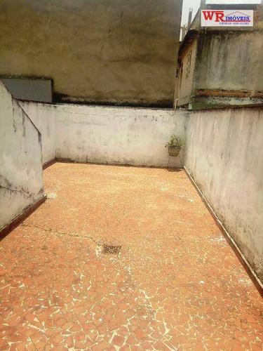 sobrado residencial à venda, vila parque jabaquara, são paulo. - so0558
