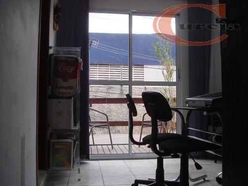 sobrado residencial à venda, vila paulista, são paulo. - so0291