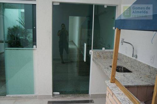 sobrado residencial à venda, vila pinheirinho, santo andré - so0243. - so0243