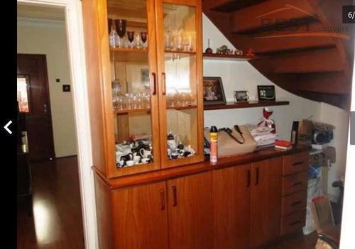 sobrado residencial à venda, vila pompéia, são paulo. - so1485