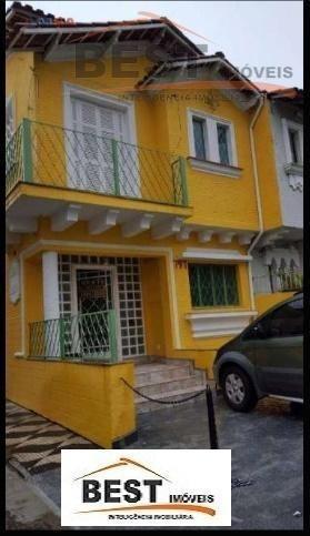 sobrado residencial à venda, vila pompéia, são paulo. - so1597