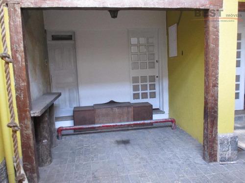 sobrado residencial à venda, vila pompéia, são paulo. - so1677