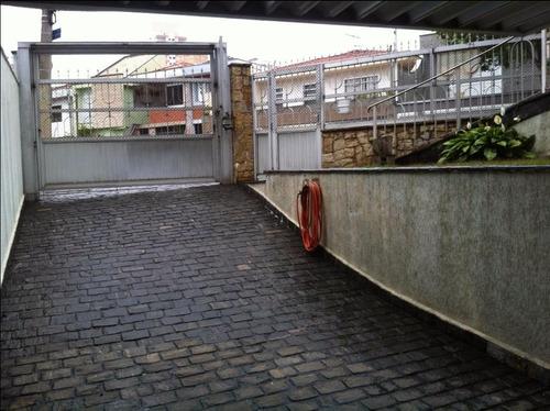 sobrado residencial à venda, vila prudente, são paulo. - so0122