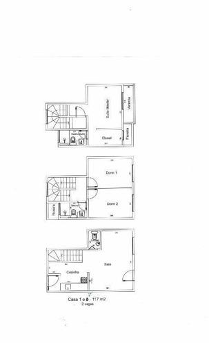 sobrado residencial à venda, vila prudente, são paulo - so11893. - so11893
