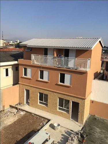 sobrado residencial à venda, vila prudente, são paulo - so11895. - so11895