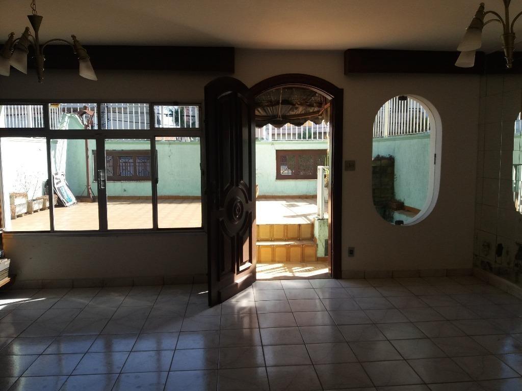 sobrado residencial à venda, vila regente feijó, são paulo. - so1156