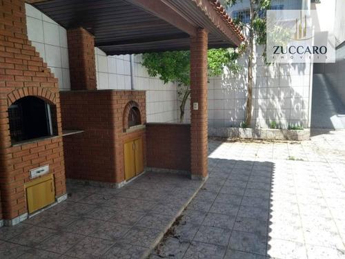 sobrado residencial à venda, vila rosália, guarulhos. - so2652